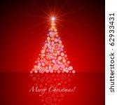 christmas card | Shutterstock . vector #62933431