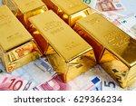 gold bar concept. finance...
