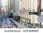 new york city   june 25  the...   Shutterstock . vector #629368085