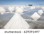 horizontal view of infinite... | Shutterstock . vector #629391497