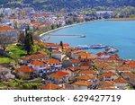 ohrid  macedonia   april 8 ... | Shutterstock . vector #629427719