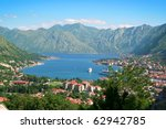 Panoramic View On Kotor ...
