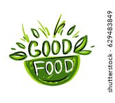 "logo ""good food"" for products... 