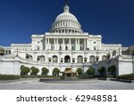Stock photo the us capitol in washington d c 62948581