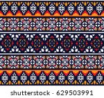 Geometric Ethnic Pattern...