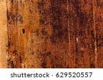 abstract rusty metal texture ... | Shutterstock . vector #629520557