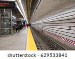 new york city   15 april 2017 ... | Shutterstock . vector #629533841
