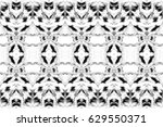 black and white rectangle... | Shutterstock . vector #629550371