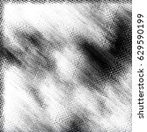 grunge black and white abstract.... | Shutterstock . vector #629590199