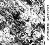 abstract grunge texture. black... | Shutterstock . vector #629594495