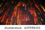 data transfer. abstract... | Shutterstock . vector #629598101