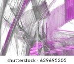 abstract grunge dirty purple... | Shutterstock . vector #629695205