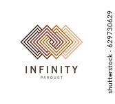 vector abstract logo template....
