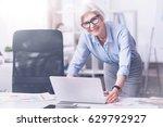 magnificent retirement worker...   Shutterstock . vector #629792927