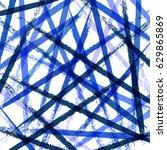 vector pattern. abstract... | Shutterstock .eps vector #629865869