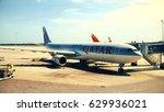 barcelona  spain   april  15 ... | Shutterstock . vector #629936021