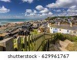 Looking Across Hastings From...