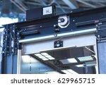 elevator installation  lift...   Shutterstock . vector #629965715