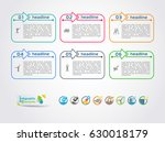 collection of vector...   Shutterstock .eps vector #630018179
