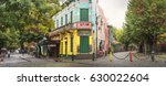 buenos aires april 08  colorful ... | Shutterstock . vector #630022604