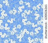 vector illustration of seamless ... | Shutterstock .eps vector #630026261