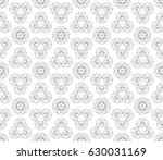 abstract seamless geometric...   Shutterstock .eps vector #630031169
