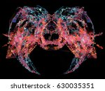 abstract multicolor mosaic...   Shutterstock .eps vector #630035351