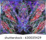 abstract multicolor mosaic...   Shutterstock .eps vector #630035429