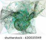 abstract multicolor mosaic...   Shutterstock .eps vector #630035549