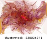 abstract multicolor mosaic...   Shutterstock .eps vector #630036341