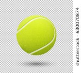 Vector Realistic Flying Tennis...