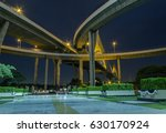bangkok bridge   Shutterstock . vector #630170924