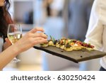 festive buffet on the occasion... | Shutterstock . vector #630250424