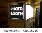 wedding reception sign | Shutterstock . vector #630265715