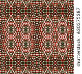 color engraving pattern. the... | Shutterstock .eps vector #630275387