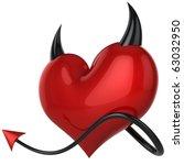 Heart Fateful Devil Cheater...