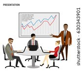 business people group... | Shutterstock . vector #630343901