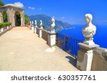 open terrace and classical... | Shutterstock . vector #630357761