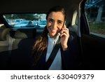 portrait of business executive... | Shutterstock . vector #630409379