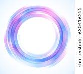 geometric frame from circles ...   Shutterstock .eps vector #630416255
