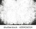 distressed overlay texture of... | Shutterstock .eps vector #630426314