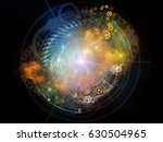 orbits of destiny series.... | Shutterstock . vector #630504965