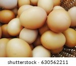 group of eggs for easter day.  | Shutterstock . vector #630562211