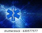 3d illustration medicine... | Shutterstock . vector #630577577