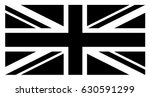 flag of united kingdom  british ... | Shutterstock .eps vector #630591299