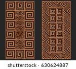 laser cutting set. wall panels. ...   Shutterstock .eps vector #630624887