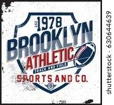 sport t shirt graphic | Shutterstock .eps vector #630644639