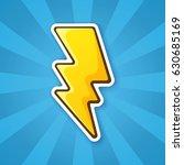vector illustration. electric... | Shutterstock .eps vector #630685169