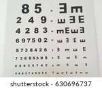 opticians ophthalmology and... | Shutterstock . vector #630696737