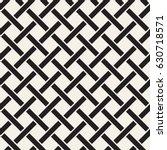 seamless woven stripes lattice... | Shutterstock .eps vector #630718571